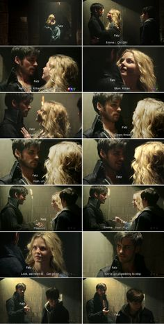 """Henry, Emma and Hook - 4 * 22 """"Operation Mongoose Part 2"""" #CaptainSwan #CaptainCobraSwan"""