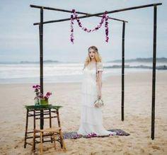 Image result for wedding arbours Wedding Arbors, Boho Wedding, Wedding Fun, Special Day, Boho Fashion, Wedding Dresses, Boho Style, Image, Bride Dresses