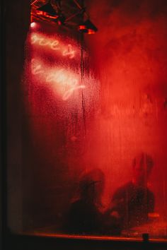 3 Magnificent Lovers Portraits Man And Woman Sitting At A Table Behind Red Glass Window kingdom Red Images, Red Pictures, Creepy Pictures, When To Break Up, Glitter Tumblr, Breaking Up With Someone, Red Wallpaper, Red Walls, Red Aesthetic