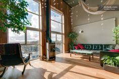 Stunning Luxury Loft 1500 SQ -2 BED in Vancouver