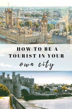 How to be a tourist in your own city, make the most of where you live, try new restaurants, talk a walk somewhere you haven't been yet. Visit the ares surrounding your house | UK travel blog | Staycation | Europe travel #uktravel #staycation Travel Advice, Travel Guides, Travel Tips, London Tips, Responsible Travel, Best Places To Travel, Ultimate Travel, Wanderlust Travel, Amazing Destinations