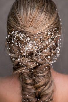 Linha Orvalho : Laço de três pontas e tiara. Encomende! beneditaacessorios@gmail.com