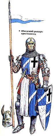 """Swedish Knight,13th century""- 08.jpg (189×472)"