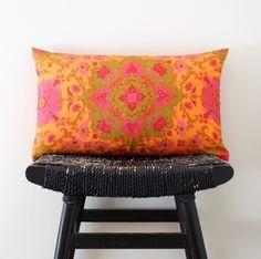 pillow - wonderful colors