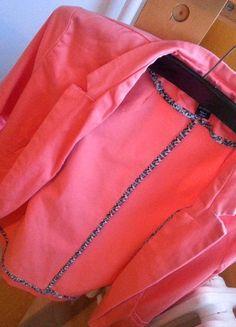 Kupuj mé předměty na #vinted http://www.vinted.cz/damske-obleceni/saka-saka/9356706-krasne-ruzove-nenosene-sako-amisu