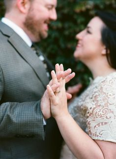 {Real Curvy Engagement} Nashville Sassy Meets Sweet Engagement Session | Emily Katharine Photography