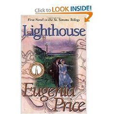 Love almost everything that Eugenia Price wrote.  The St. Simons Trilogy was my introduction and the start of my love of Eugenia Price & St. Simons
