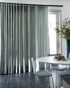 wave curtain