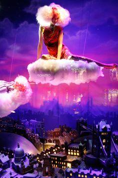 Harrods, The Story of Peter Pan. We love shops and shopping - seanmurrayuk.com & www.facebook.com/shoppedinternational