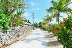 taketomi island Okinawa Japan