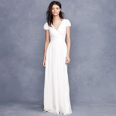 if I wasnt already married Id look great in that !  Mirabelle gown