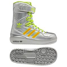adidas Jeremy Scott Snow Boots