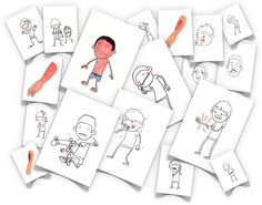 Medical Symptoms flash cards