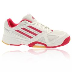 info for 159a0 6f725 Adidas Opticourt Ligra 2 Women - White Red Squash Shoes, Outlet, Court Shoes ,