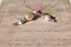 French Classique Bookmark by EarmarksandBookmarks on Etsy, $25.00
