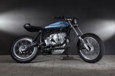 "BMW R80 Street Tracker ""Bultacobike"" by Box-Werk Custombikes #motorcycles #streettracker #motos | caferacerpasion.com"
