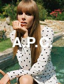 A.P.C. SPRING/SUMMER 2013