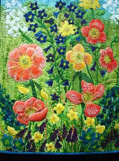 Asian Art And Quilts - very pretty