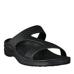 sale retailer a1799 2bd95 DAWGS Girl s Z Sandal - Navy 2 Comfort is being re-defined with DAWGS  Kaymann Canvas Slip-ons. The casual canvas upper has an elastic inset to  add wea