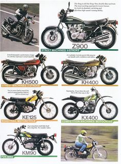 Kawasaki 1976 1/2