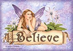 Selina Fenech Believe Fairy