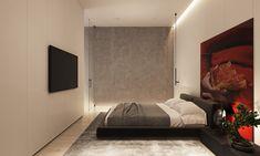 Interior Design Around Walnut Wood Finishes: 3 Great Examples Minimalism Interior, Doors Interior, House Design, Interior Design, Walnut Wood, Interior, Bedroom Design, Bedroom Dressing Table, Home Decor