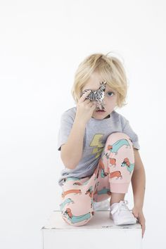 Gardner and the Gang | Kids Fashion | Little Gatherer