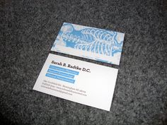 Creative Medical Business Cards Designs Examples For Inspiration And Ideas