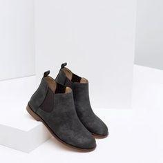 BOTTINES SOUPLES-Chaussures-Filles   3 - 14 ans-ENFANTS   ZARA France