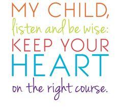 Proverbs 23:19