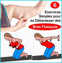 6 Simple Exercises to Get Rid of Flabby Arms - Health Nutrition - Pink Unicorn Sports Nutrition, Health And Nutrition, Health Fitness, Nutrition Guide, Holistic Nutrition, Proper Nutrition, Gym Bra, Flabby Arms, Senior Fitness
