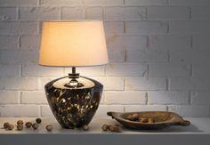 Elegancka lampa stołowa PARMA http://bogatewnetrza.pl/pl/p/Lampa-stolowa-PARMA-4concepts/914