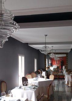 Comedor principal. Restaurante El Bohio, Illescas. 2015