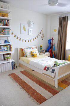 #kidsroom #stripes #bedroom