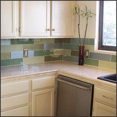 funky tile backsplash ideas | home design | pinterest | backsplash