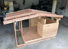 I completed a Mid Century Modern DIY dog house build that GMC needs for an event this month. This is the best and most fun DIY project I have ever done.