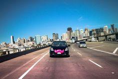 Lyft transforme les particuliers en chauffeurs de taxi