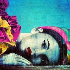 Rone #street #art