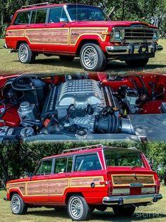 Vintage Jeep, Vintage Cars, Jeep Wagoneer, Range Rover Classic, Jeep Cars, Classic Cars, Jeeps, Vehicles, International Harvester