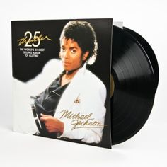 Michael Jackson Thriller, Winning The Lottery, Record Collection, Popular Music, I Win, 25th Anniversary, Soundtrack, All About Time, Feelings