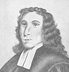 An image of Samuel Wesley, father of John Wesley. This image is from a documentary video.