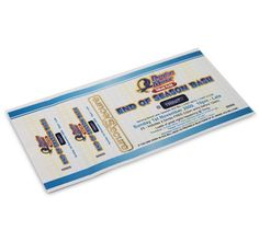 Vital Concept Print offer come with an print hidden and only visible under a light making your tickets more secure against Ticket Printing, Types Of Printing, Ultra Violet, Concept, Make It Yourself, Prints, How To Make, Printed, Art Print