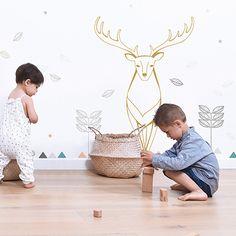 Guia de tiendas de decoración infantil.