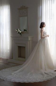 グランジュール No.75-0057 ウエディングドレス 結婚式