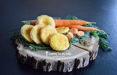 Recette de mini omelette aux carottes et cumin pour bébé (Dès 12 mois)