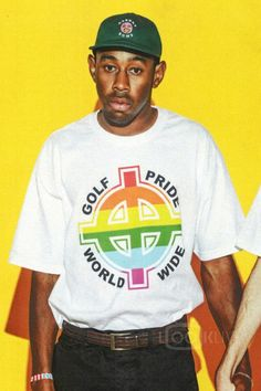 0b9f1825397 Tyler The Creator - Anouncing his first fashion show for Golfwang with  Moschino on