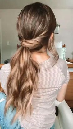 Formal Hairstyles For Long Hair, Hairdo For Long Hair, Work Hairstyles, Homecoming Hairstyles, Beach Hairstyles, Summer Hairstyles For Medium Hair, Bridesmaid Hairstyles, Black Women Hairstyles, Side Ponytail Updo