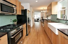 Selecting bamboo flooring brings a warm, sophisticated, and comfortable feel that's serene and down-to-earth.