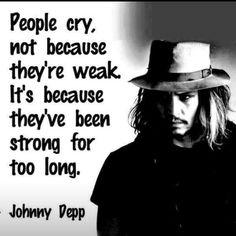 Igår hade jag det tufft och det fortsätter idag. Jag är stark och det vet jag, men ibland brister även jag ihop. Hoppas på att nästa vecka kan bli en nystart! #Padgram