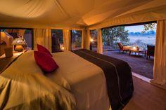Tena tena Camp -- Luxury Safari Camp -- Robin Pope Safaris -- Zambia